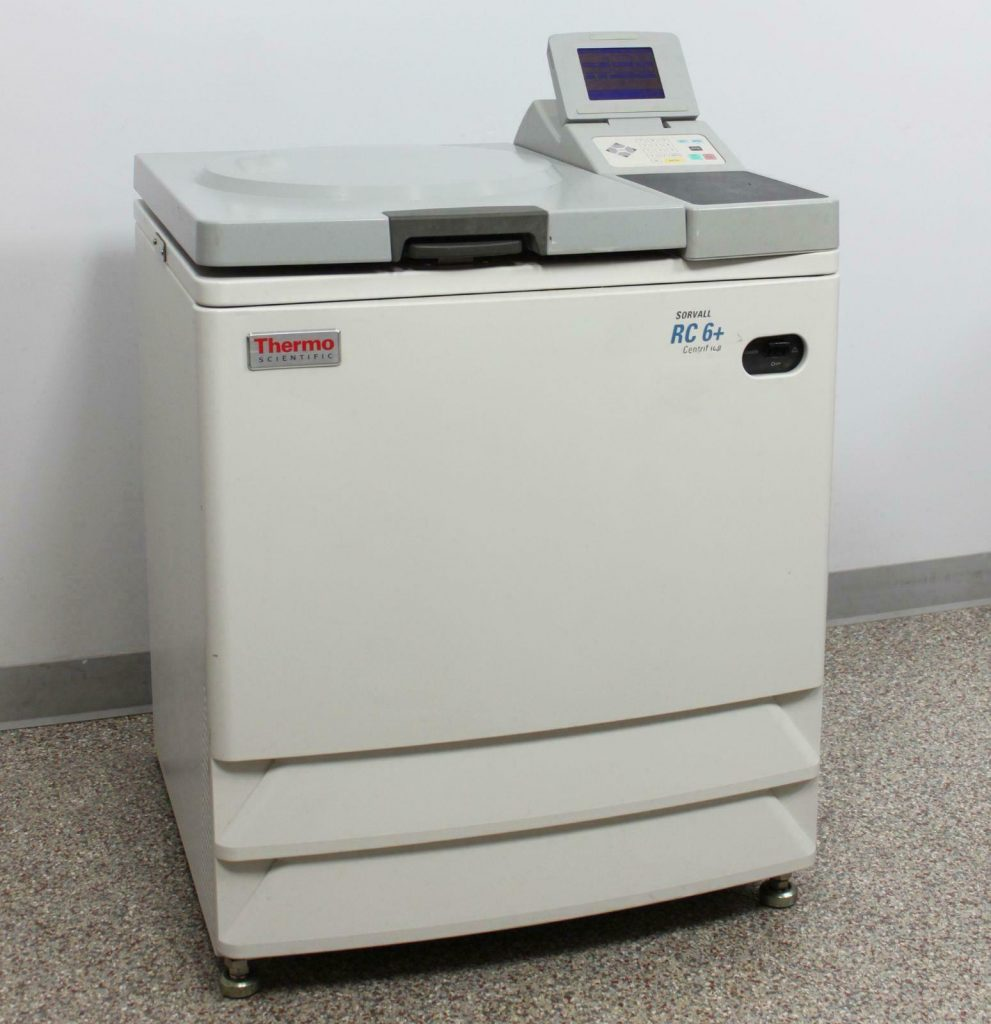Thermo Scientific RC6+ Superspeed Centrifuge